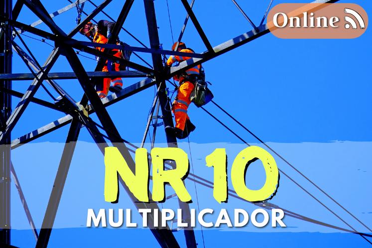 Curso NR10 Multiplicador – 40h